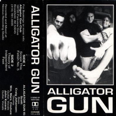 Alligator Gun - 3 Song ep