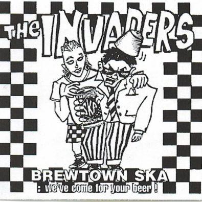 Brewtown Ska cover